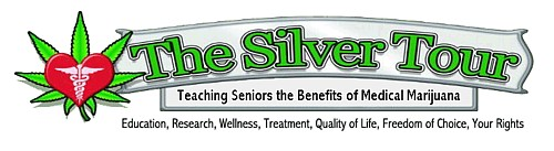 The Silver Tour - Educating our Seniors on Medical Cannabis